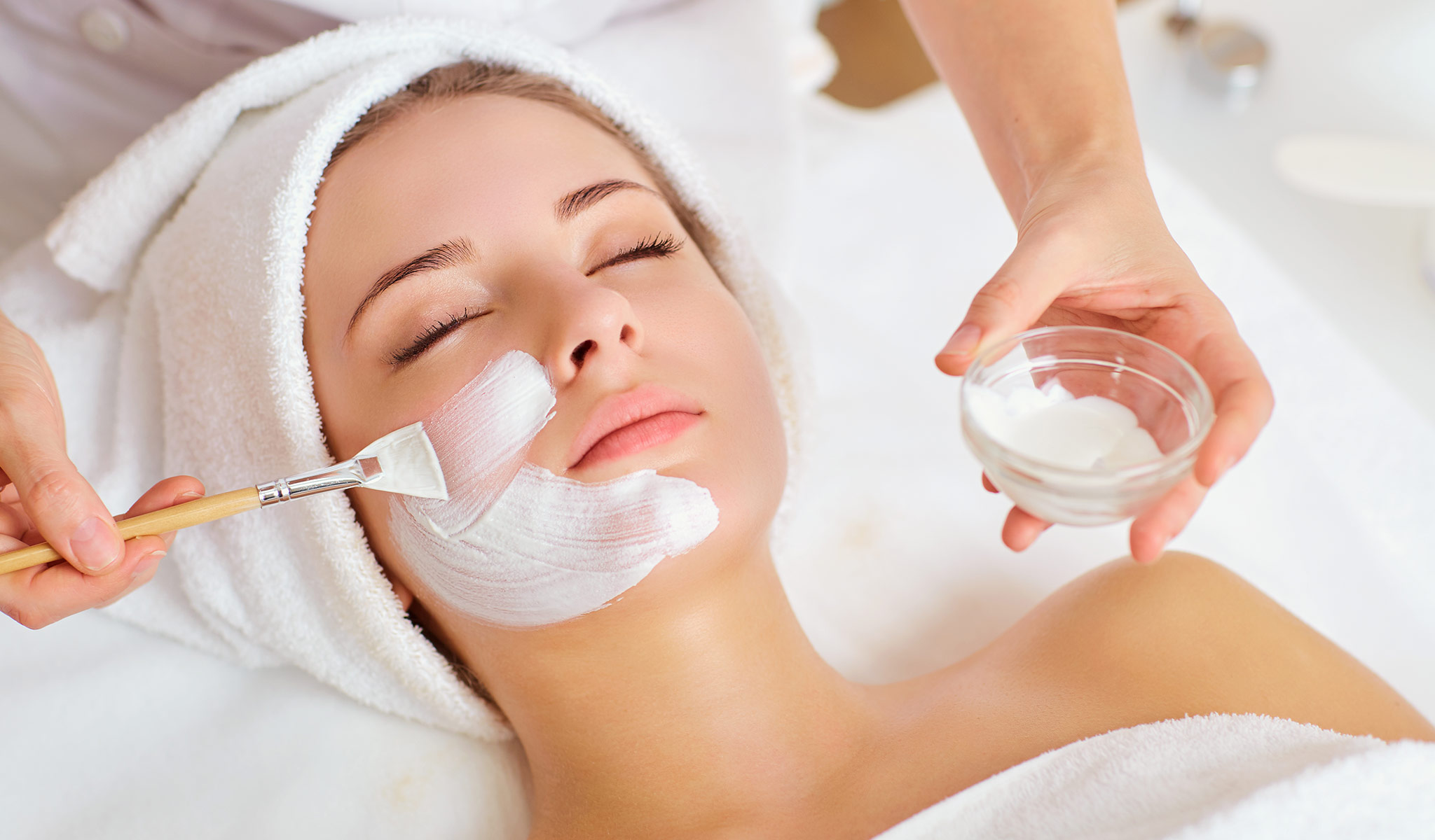 Slider Kosmetik - Entspannungsmaske
