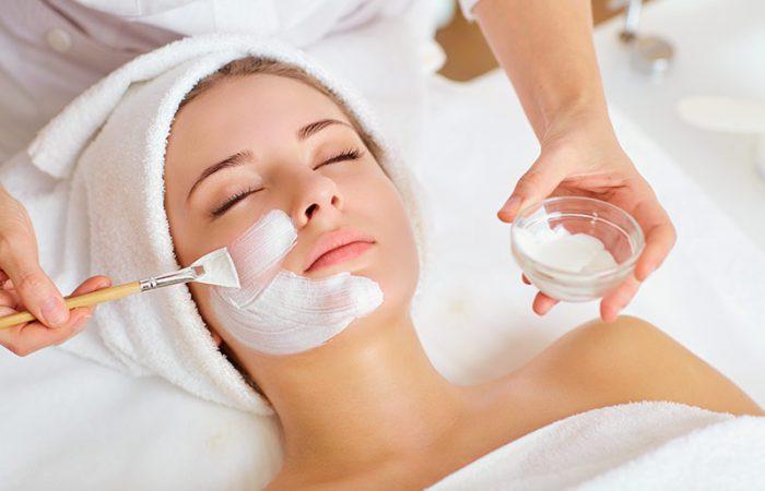 Kosmetik - Entspannungsmaske